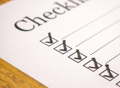 checklist para SEO de tus contenidos